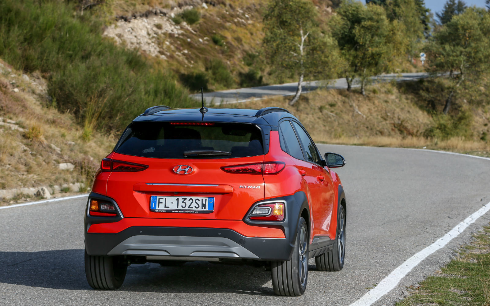hyundai kona riceve 5 stelle da euro ncap per aver superato brillantemente i suoi test autospecial. Black Bedroom Furniture Sets. Home Design Ideas